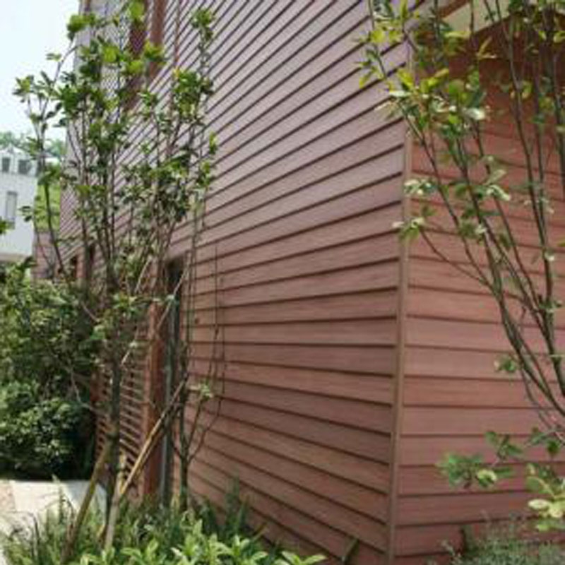 海南生态木墙板