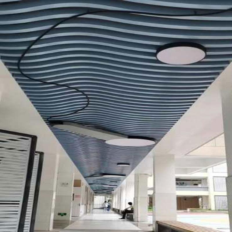 海南铝方通工程案例