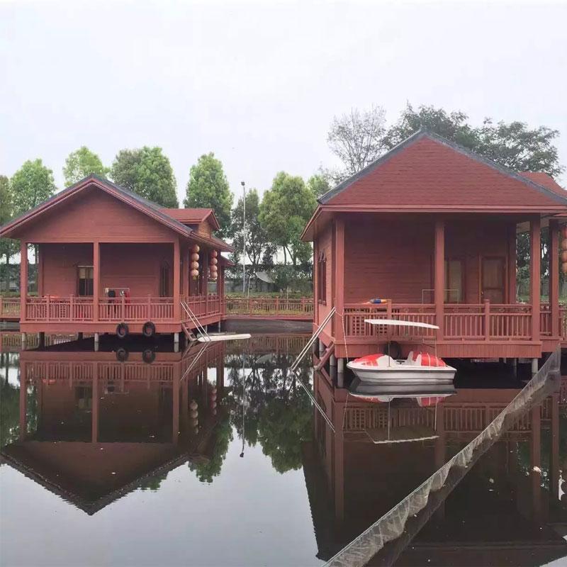 海南木塑木屋